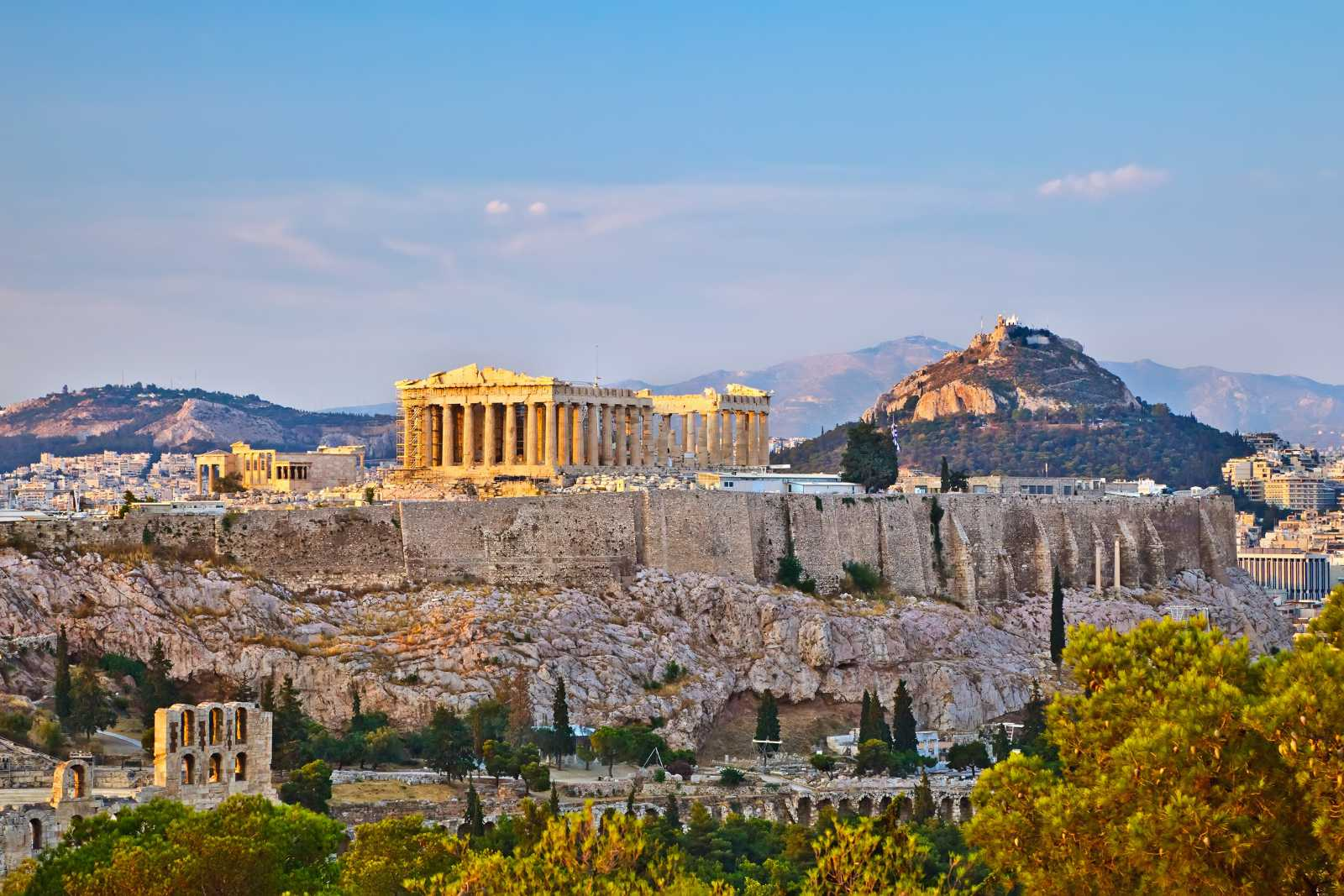 image-1B-Athens City Tour With Acropolis
